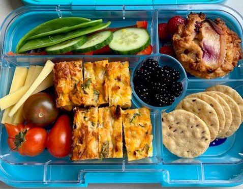 Making the perfect lunch box