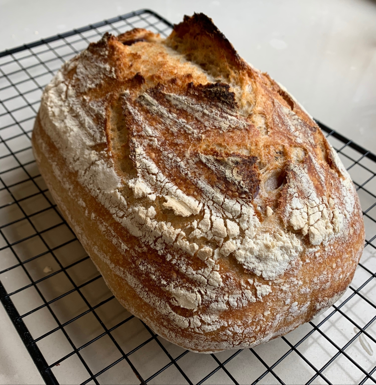 Sourdough Bread – how I make it