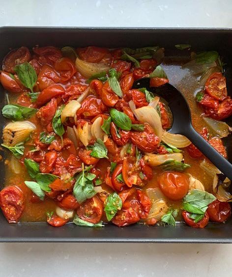 Roast Tomato Passata