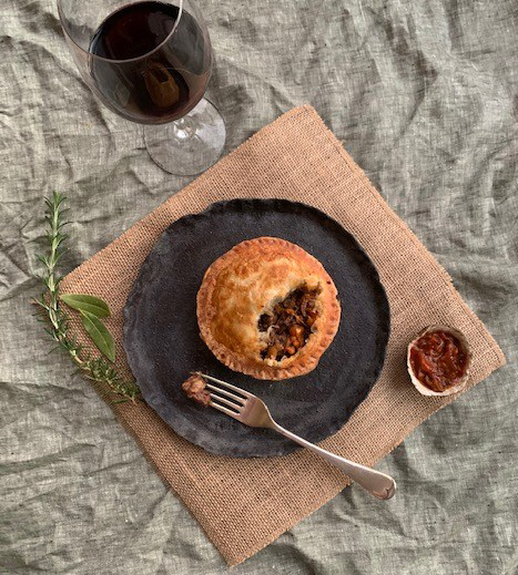 Slow Cooked Beef Pies